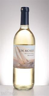 J.W. Morris Moscato 2013 750ml - Case of 12